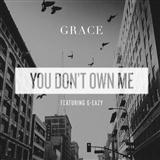 Grace You Don't Own Me (featuring G-Eazy) arte de la cubierta