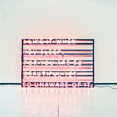 The 1975 The Sound cover art