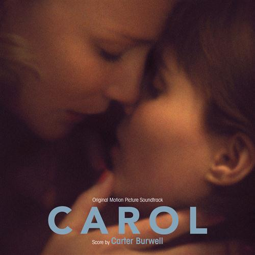 Carter Burwell Crossing (from 'Carol') cover art