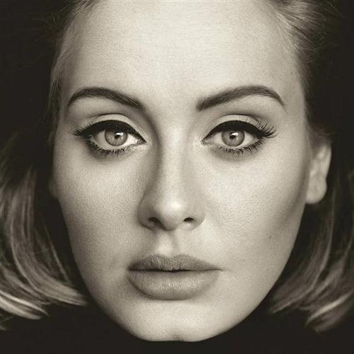 Adele Lay Me Down cover art