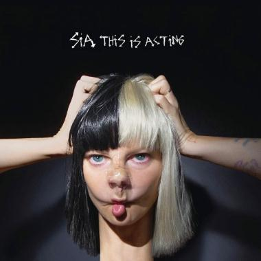 Sia Unstoppable cover art