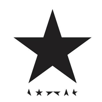 David Bowie Lazarus cover art