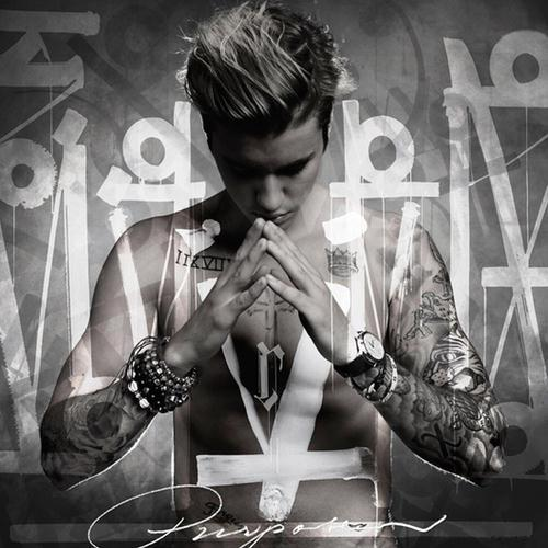Justin Bieber Love Yourself cover art