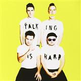 Walk The Moon Work This Body cover art