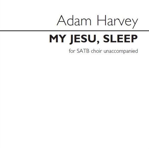 Adam Harvey My Jesu, Sleep cover art