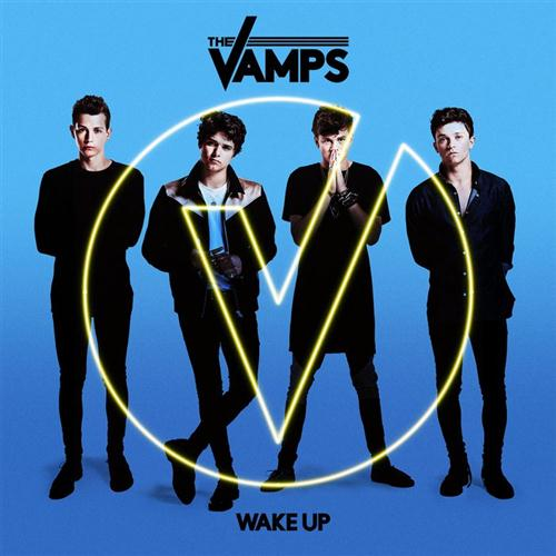 The Vamps I Found A Girl cover art