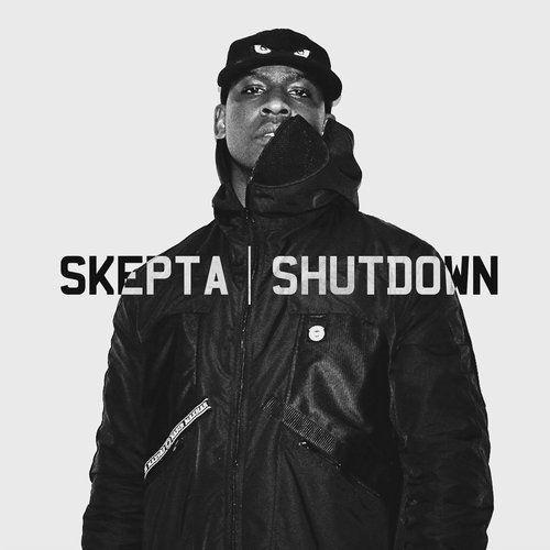 Skepta Shutdown cover art