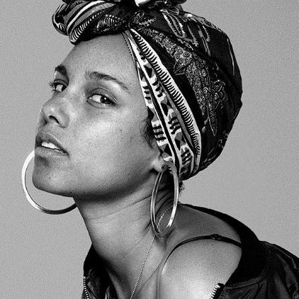 Alicia Keys In Common cover art