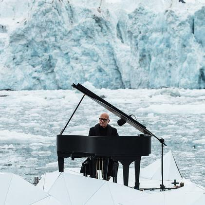 Ludovico Einaudi Elegy For The Arctic cover art
