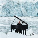 Ludovico Einaudi Elegy For The Arctic l'art de couverture
