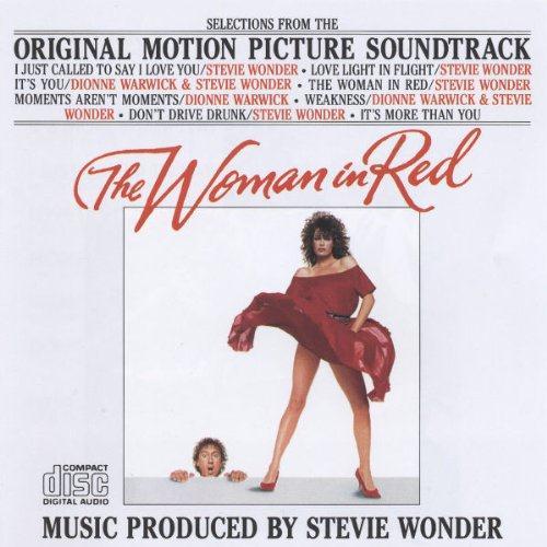 Steve Wonder & Dionne Warwick Weakness cover art