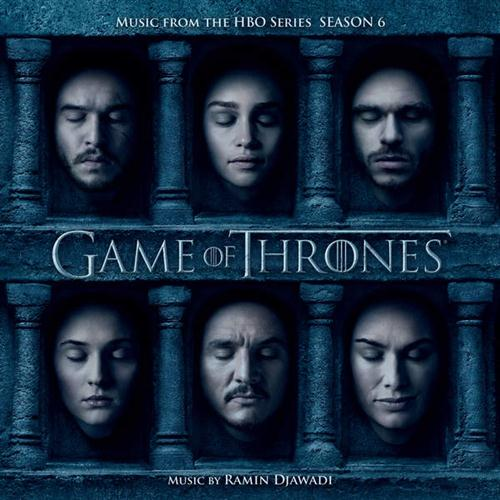 Ramin Djawadi Light Of The Seven (from Game of Thrones) cover art