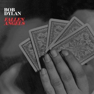 Bob Dylan Nevertheless cover art