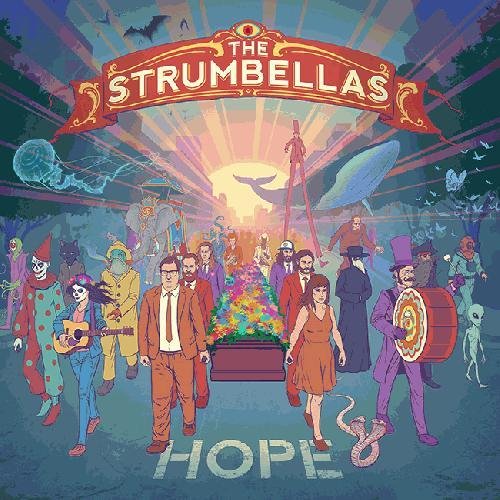 The Strumbellas Spirits cover art