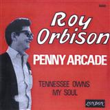 Roy Orbison Penny Arcade cover art