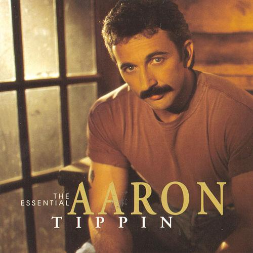 Aaron Tippin I Wonder How Far It Is Over You cover art