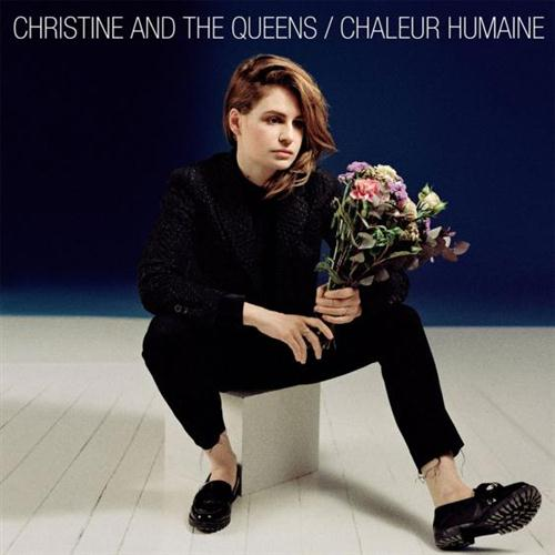 Christine & The Queens Tilted cover art