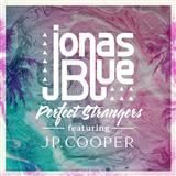Jonas Blue Perfect Strangers (featuring JP Cooper) cover art