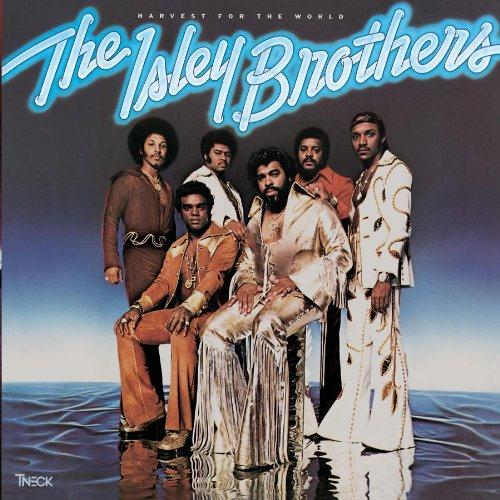 The Isley Brothers Harvest For The World cover art
