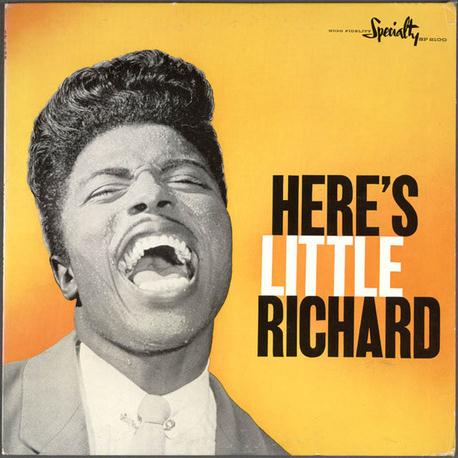 Little Richard Lucille cover art