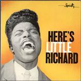 Little Richard Lucille arte de la cubierta