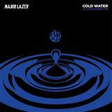 Major Lazer Cold Water (featuring Justin Bieber and MO) cover art