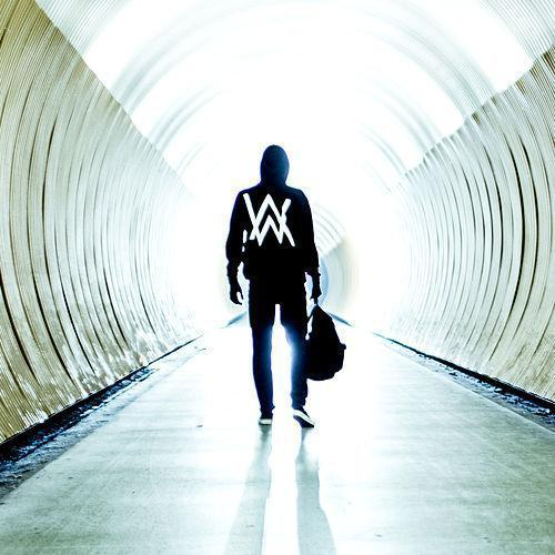 Alan Walker Faded cover art