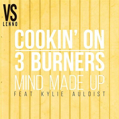 Cookin' on 3 Burners Mind Made Up cover art