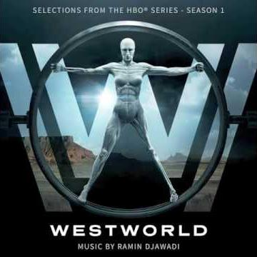 Ramin Djawadi Black Hole Sun (from Westworld) cover art