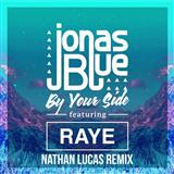 Jonas Blue By Your Side (feat. RAYE) l'art de couverture