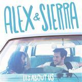 Alex & Sierra Little Do You Know l'art de couverture