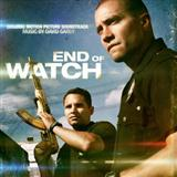 David Sardy Funeral (From End Of Watch) l'art de couverture