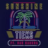 TIEKS Sunshine (featuring Dan Harkna) cover art