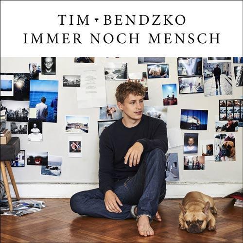 Tim Bendzko Keine Maschine cover art