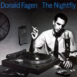 Partition piano Walk Between Raindrops de Donald Fagen - Piano Voix Guitare