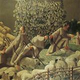Tatiana Salutrinskaya The Shepherd's Song cover art
