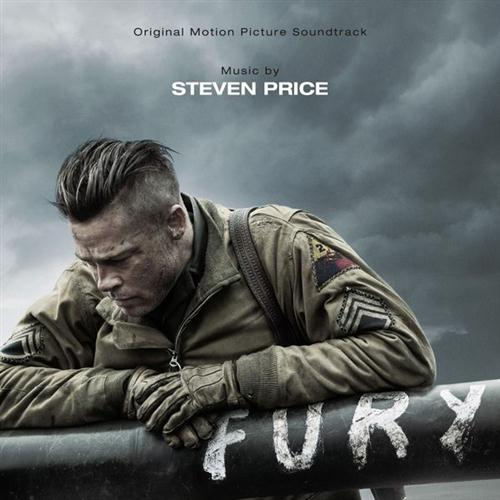 """Steven Price Wardaddy Piano Theme (from """"Fury"""") cover art"""