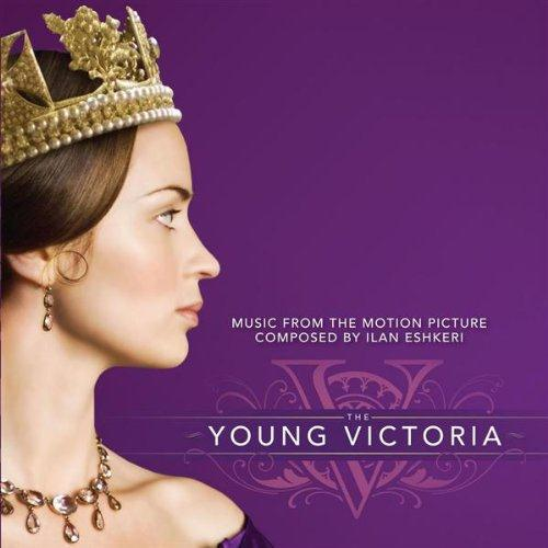 "Ilan Eshkeri Letters 3 (from ""The Young Victoria"") cover art"