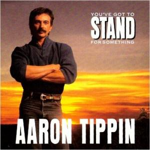 Aaron Tippin She Made A Memory Out Of Me cover art