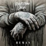 Rag'n'Bone Man Human l'art de couverture