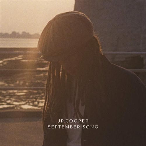 JP Cooper September Song cover art