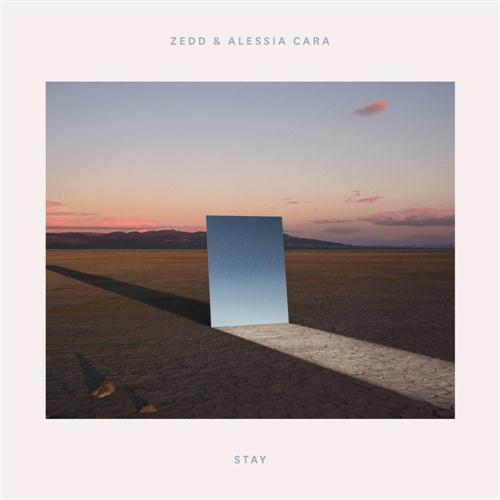 Zedd & Alessia Cara Stay cover art