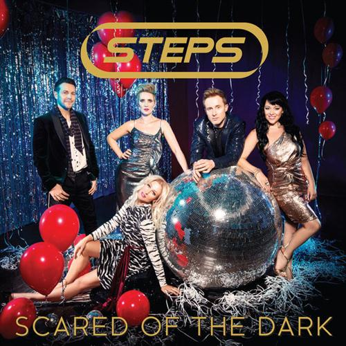 Steps Scared of the Dark cover art