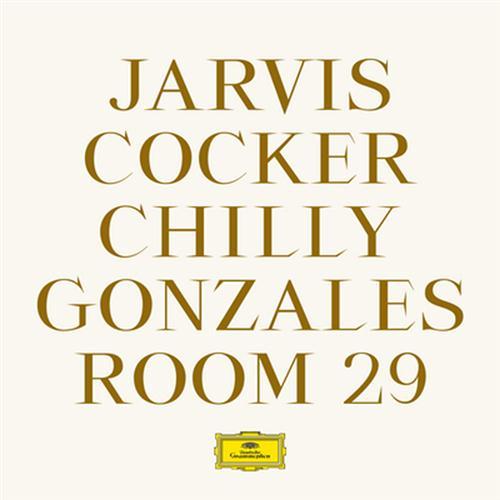 Chilly Gonzales Tearjerker cover art