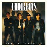 The Choirboys Run To Paradise arte de la cubierta