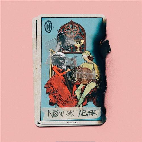 Halsey Now Or Never cover art