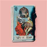 Halsey Now Or Never cover kunst