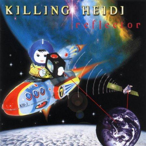 Killing Heidi Mascara cover art