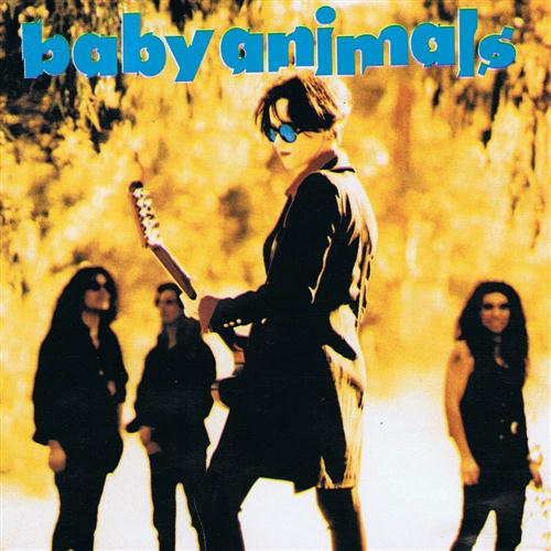 Baby Animals Rush You cover art