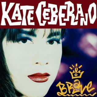 Kate Ceberano Bedroom Eyes cover art